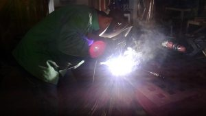 AWS Certified Welding