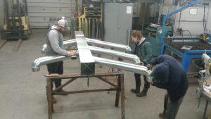 HVAC Ductwork Fabrication & Installation